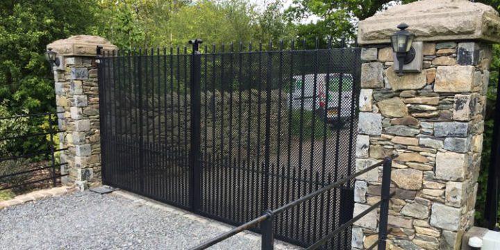 Памятка при установке автоматических ворот