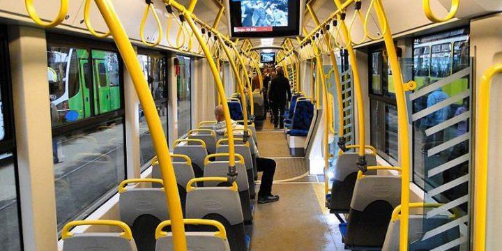 Видеонаблюдение в общественном транспорте