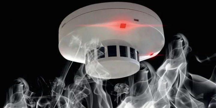 Пожарная тревога. Детектор дыма — хорошая идея?