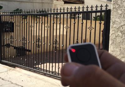Автоматические ворота — выбор и установка. Часть 2
