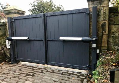 Автоматические ворота — выбор и установка. Часть 1