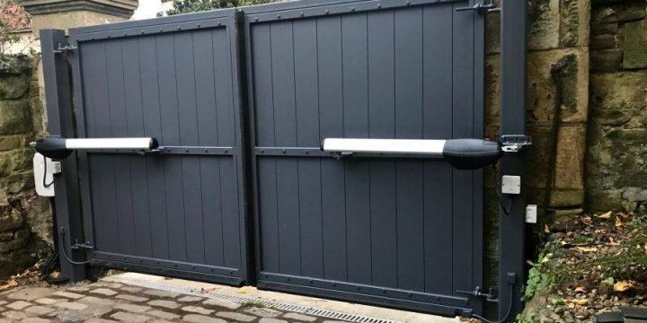 Автоматические ворота – выбор и установка. Часть 1