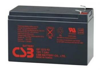 Аккумулятор CSB GP 1272/12V 7.2 Ah