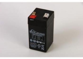 Аккумулятор GSL4.5-6 GENERAL SECURITY 6V 4.5A/h (70х46х100) (для ФОС)